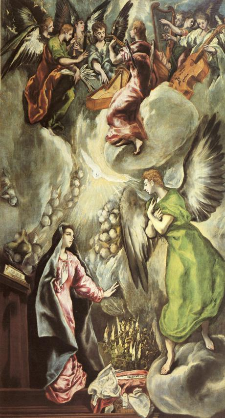Top 10 El Greco Paintings Entertainmentaroundtheworld
