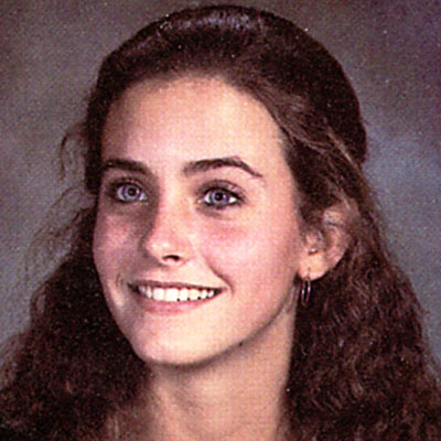 When They Were Young Er Courtney Cox