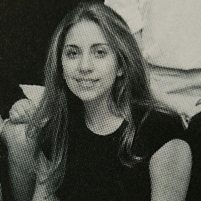 Lady Gaga High School Yearbook Picture When They Were Young(e...