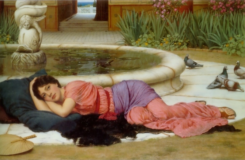Top 15 Dolce Far Niente Paintings